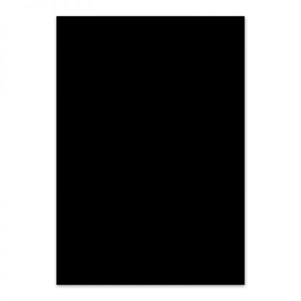 Fotokarton zwart