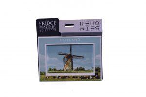 Koelkast magneet Holland