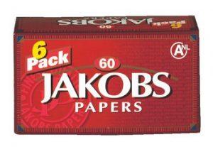 Jakobs Vloei 6-Pack