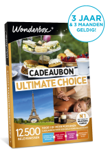 cadeaubon ultimate choice 3701066712896