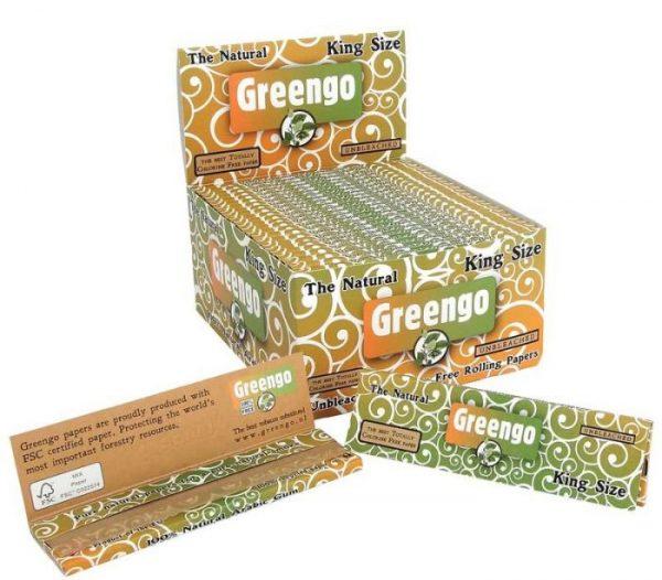 greengo unbleached kingsize e1613830799716