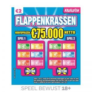 Kraslot Flappen Krassen
