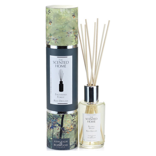 Ashleigh burwood reed diffuser enchanted forest 150 ml geurstokjes www geurlampenwebshop nl